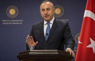 "Çavuşoğlu: ""ABD Senatosu'nun kararı siyasidir"""