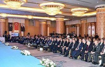 """TOBB Başkanı Hisarcıklıoğlu: """"Hukuk sistemi, sadece devletin değil, ekonominin de temel direğidir"""""""