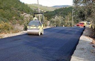 Adana'da asfalt çalışmaları