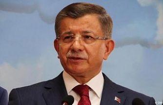 Ahmet Davutoğlu :'' Selahattin Demirtaş'la telefonla  görüştüm ''