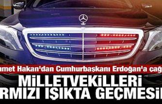 Ahmet Hakan'dan Cumhurbaşkanı Erdoğan'a 'veto' çağrısı