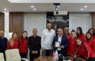 """Başkan Uysal: """" Spor anlayışını değiştiriyoruz"""""""