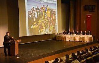 """Çatal, """"Taşköprü Belediyesi artık kendi elektriğini üretebilecek"""""""