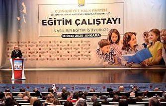 """CHP Genel Başkanı Kemal Kılıçdaroğlu: """"Farklı düşünceler ülkenin zenginliğidir"""""""