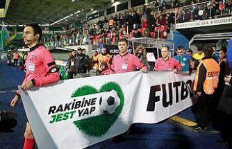 Süper Lig: Çaykur Rizespor: 0 - Gençlerbirliği: 0 (İlk yarı)