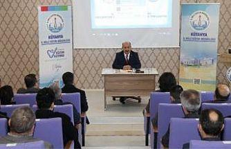 Kütahya'da 2023 Eğitim Vizyonu değerlendirme toplantısı
