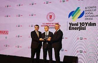 Limak Enerji'ye zirvede ödül