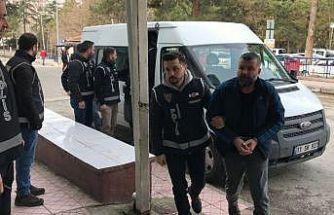 Organize suç örgütüne operasyonunda 2  tutuklama
