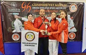 Bağlar Belediyesinin milli sporcularından 'evde kal' çağrısı