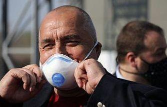 """Borisov'dan maske şakası: """"Kafam çok büyük, maske uymuyor"""""""