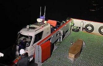Çinli şirkete ait geminin kaptanı İstanbul'da korona virüsten hayatını kaybetti