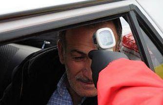 Jandarma ekiplerinin Korona virüs denetimi aralıksız sürüyor