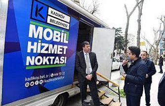 Kadıköy Belediyesi'nin Korona virüs çalışması aralıksız sürüyor