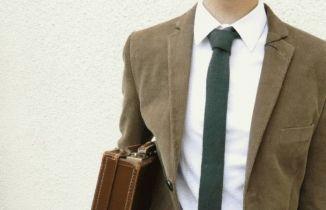 Bakın kravat nasıl bağlanırmış