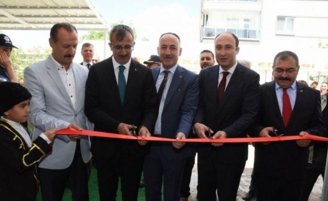 Kırıkkale'de 'Güvenlik Bilgilendirme Kütüphanesi' açıldı