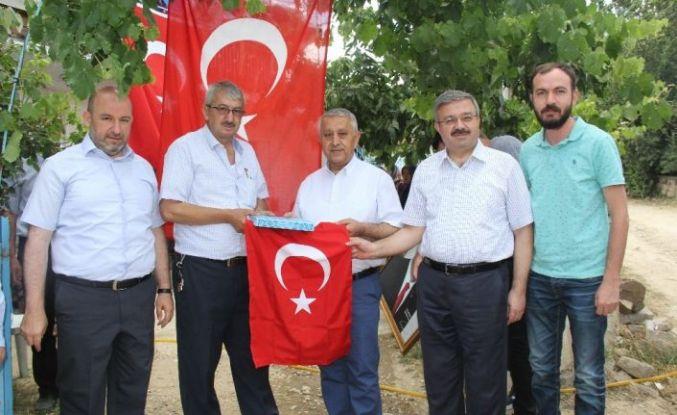 Şehit Yasin Çubuk adına Mevlid-i Şerif