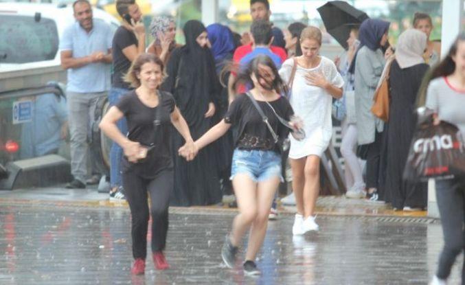Doğu'da sağanak yağış bekleniyor