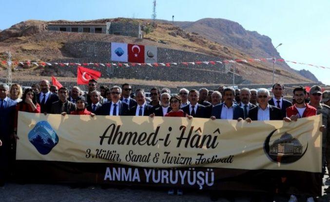 Ağrı'da 3. Uluslararası Ahmed-i Hani Sempozyumu başladı