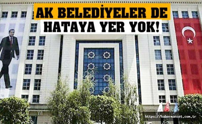 AK Belediyeler sıkı takipte!