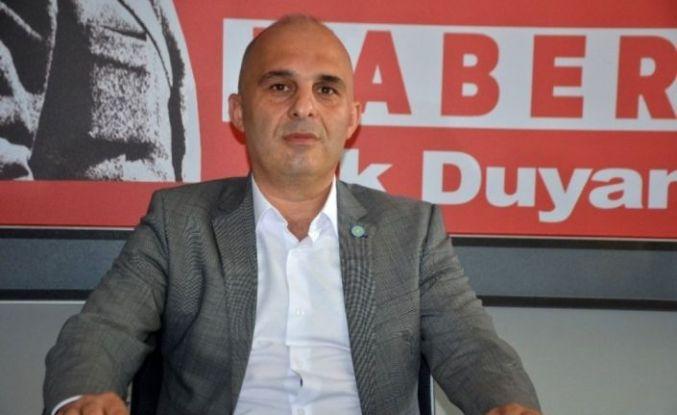 İYİ Parti'de İl Başkanı istifa etti