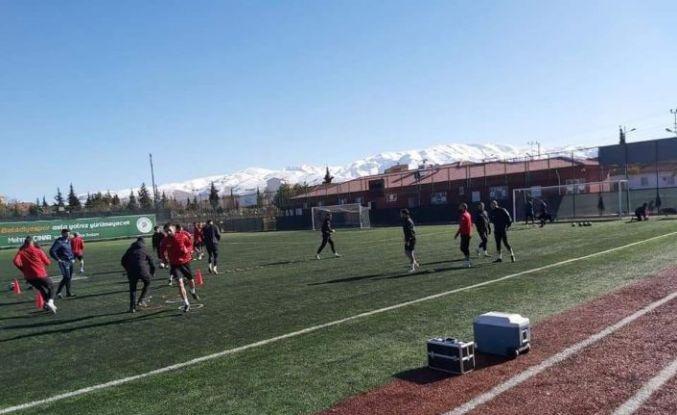 Yeşilyurt Belediyespor'da gözler Darıca maçına çevrildi