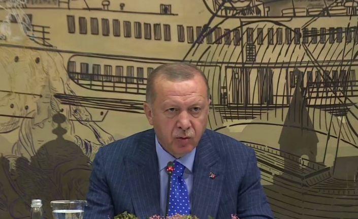 """Erdoğan: """"Etkisiz hale getirilen terörist sayısı 490"""""""